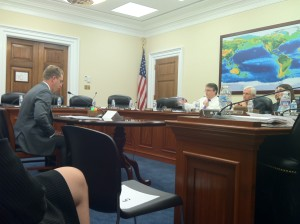 STEM Ed Coalition Executive Director James Brown Testifies Before Congress