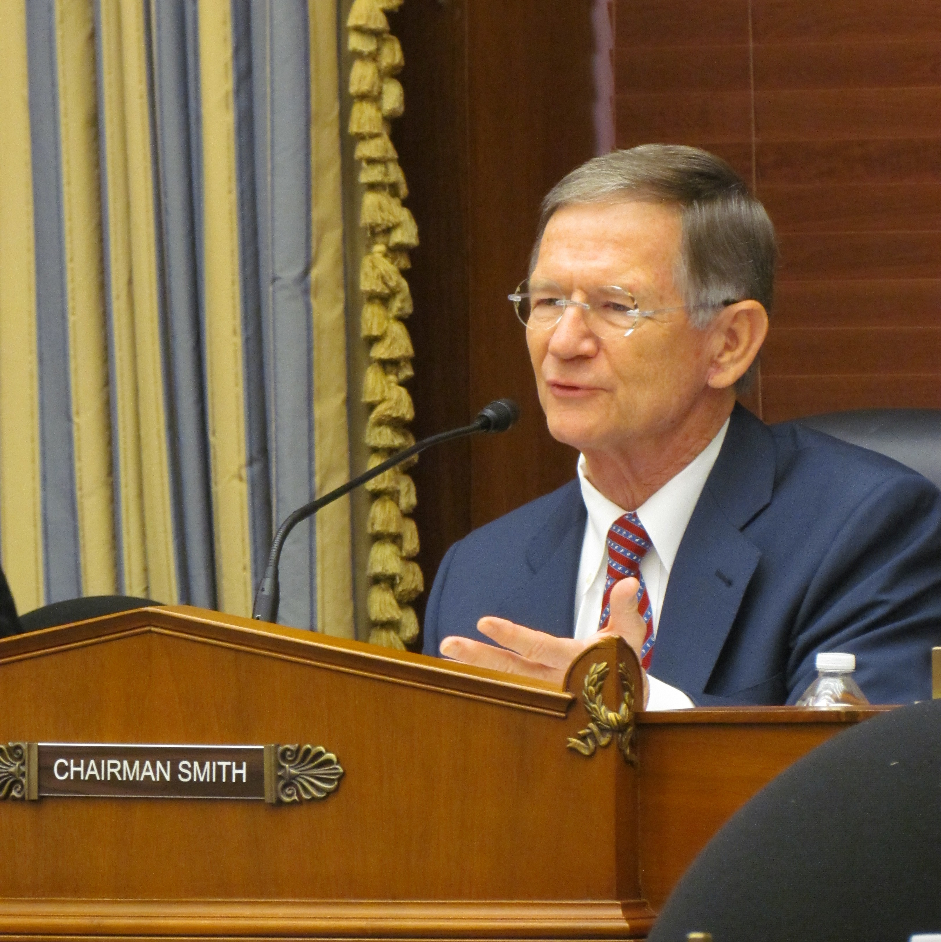 Policymaker Interview Series: Rep. Lamar Smith, Chairman of the House Committee on Science, Space, and Technology