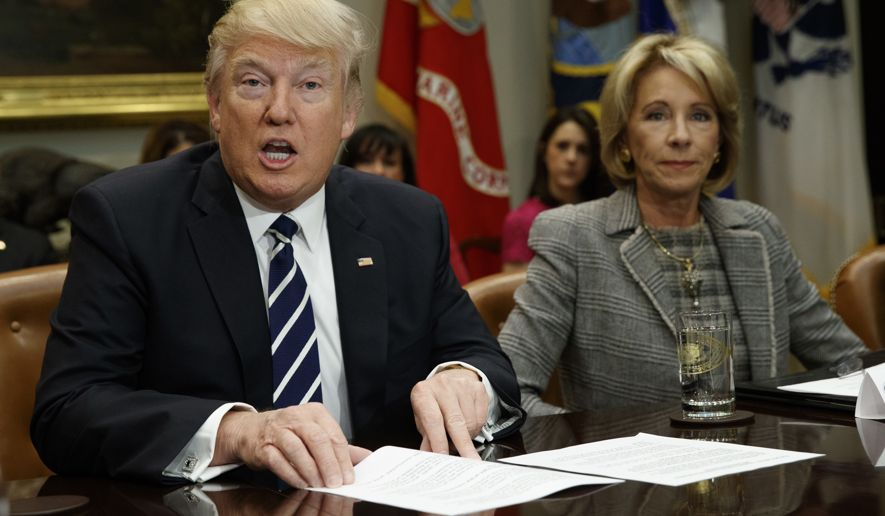 Coalition Recommendations to President Trump and Secretary DeVos on STEM Issues