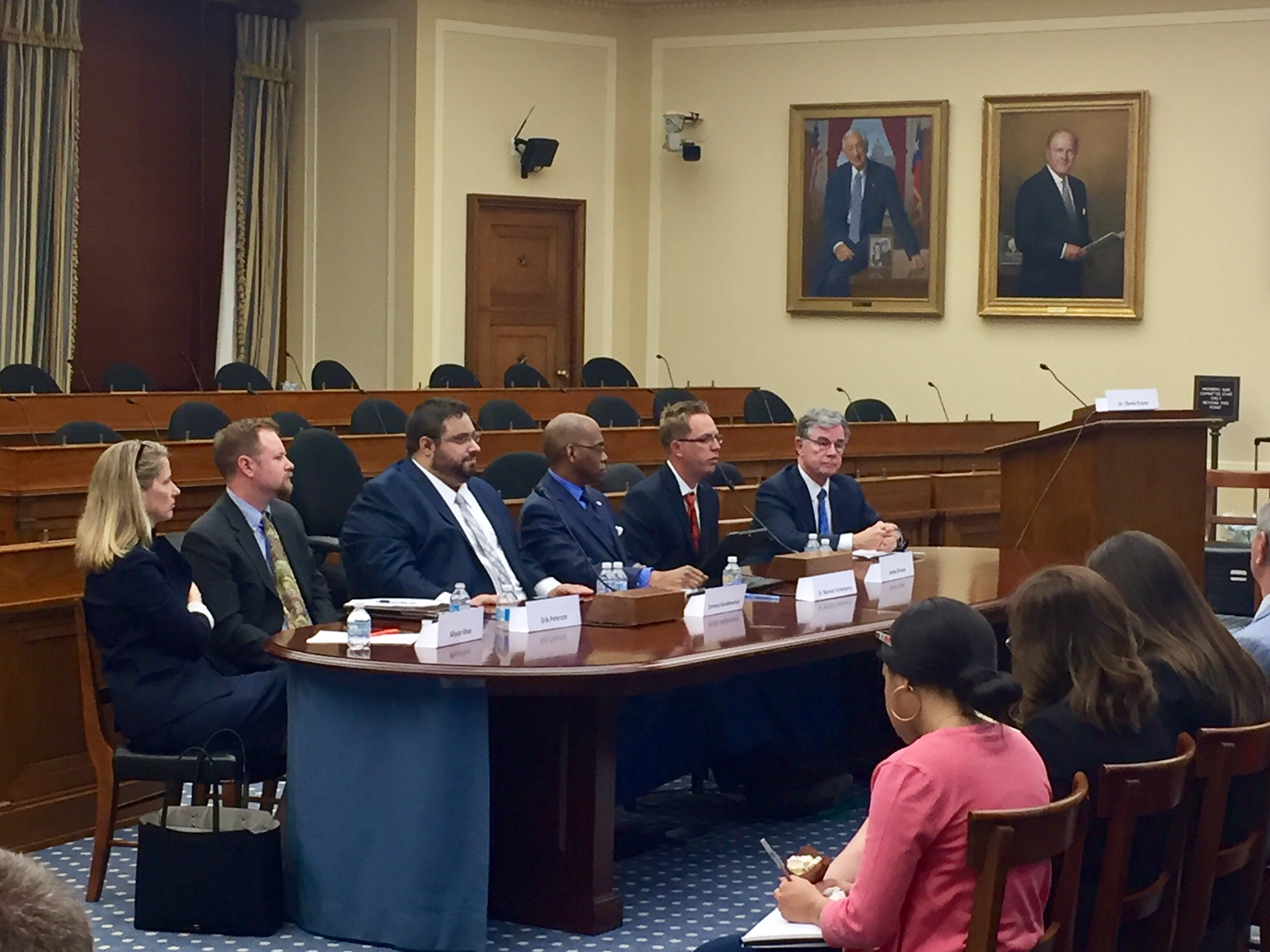 STEM Education Coalition Policy Forum Hosts Hill Briefing