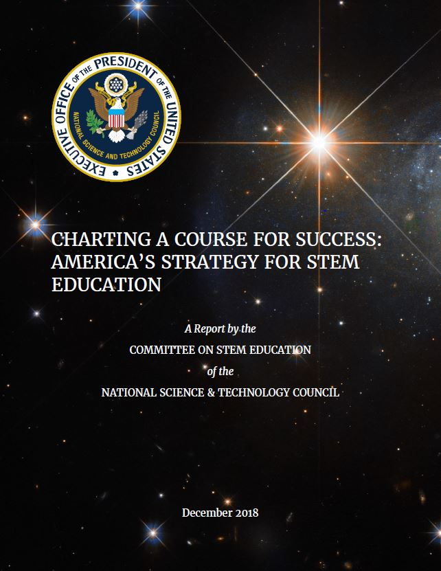 White House Unveils 5-Year STEM Education Strategic Plan