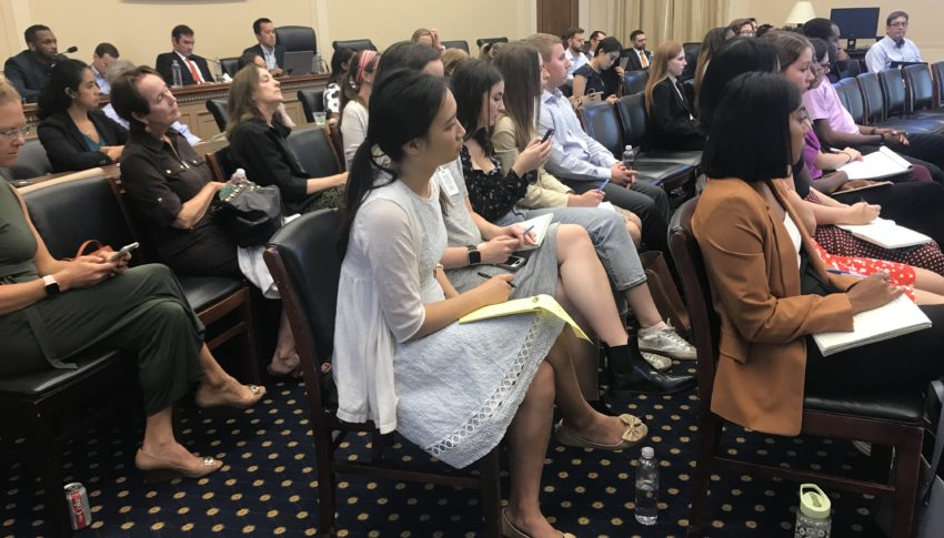 Coalition Hosts Congressional Briefing on Healthy Learning Environments for STEM Students