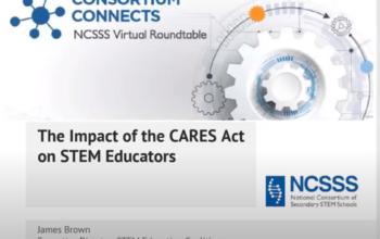 Coalition Talks CARES Act Impact on STEM Educators